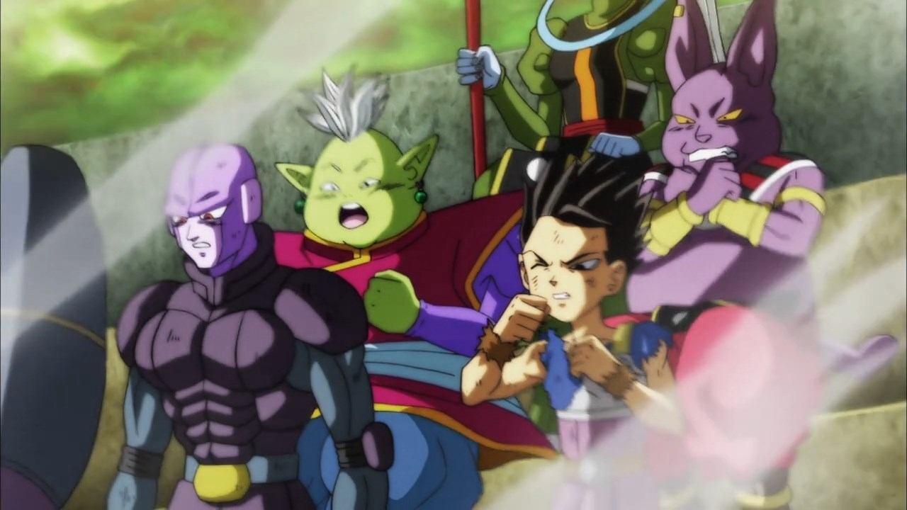 Dragon Ball Super Épisode 115 (116)