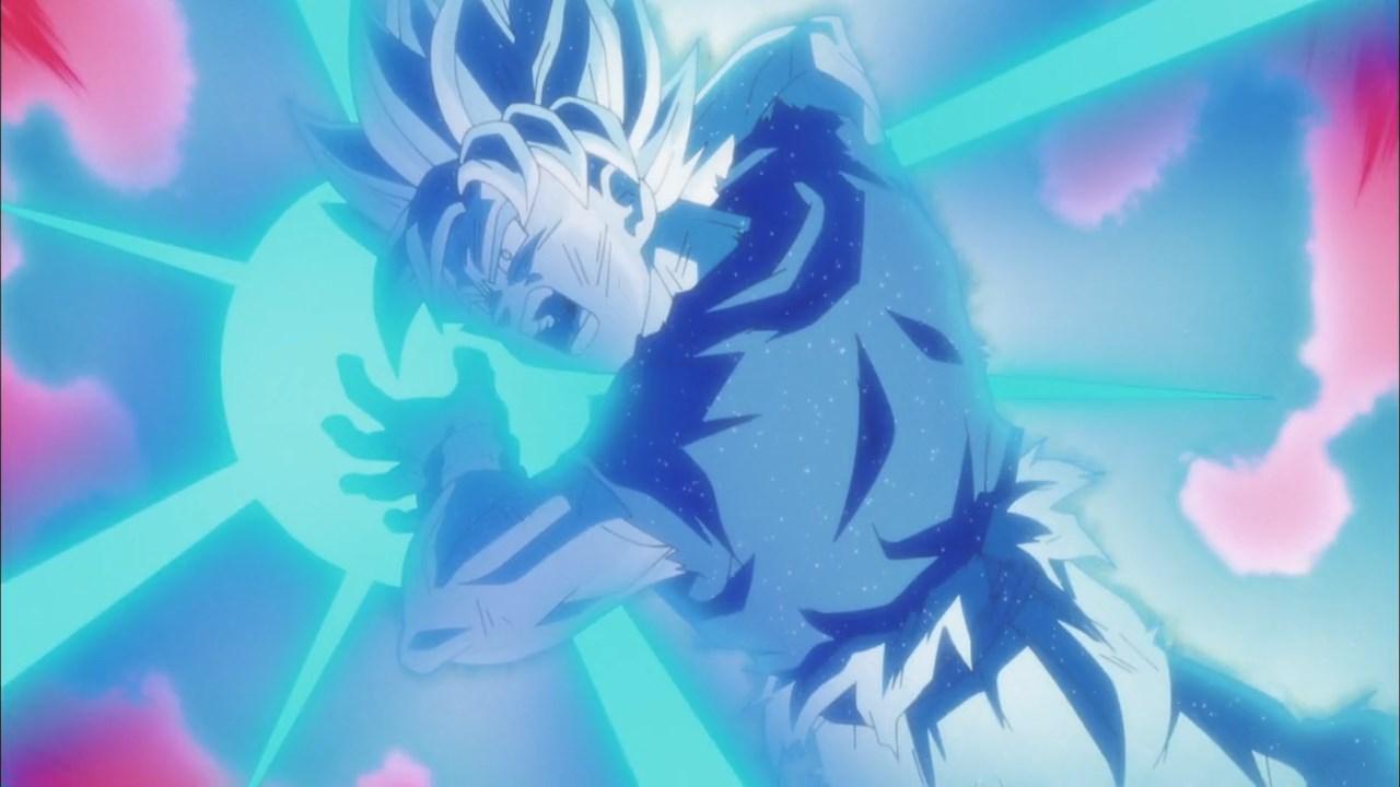 Dragon Ball Super Épisode 124 : Diffusion française