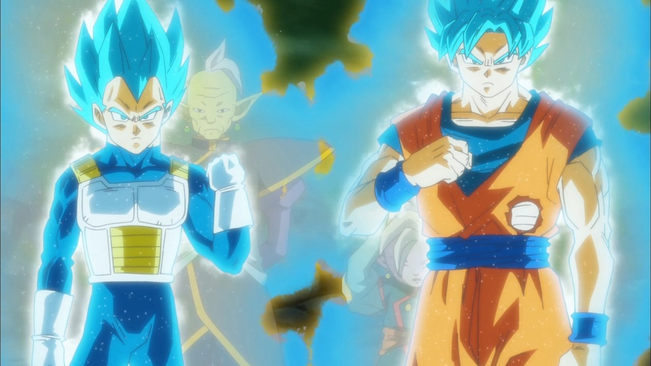 Dragon ball super pisode 63 r sum dragon ball super for Chambre dragon ball z
