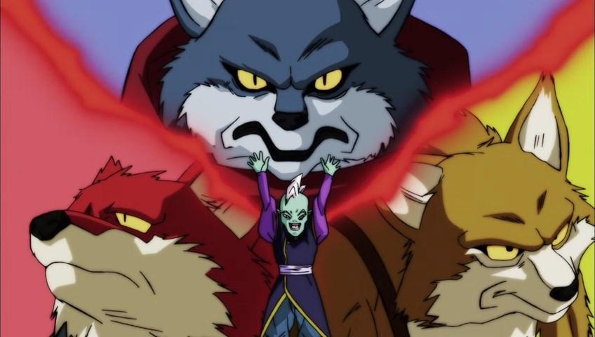 Dragon Ball Super - Trio the dangers