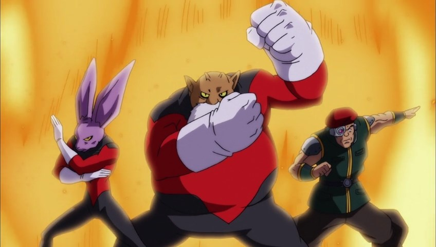 Dragon Ball Super : Les Pride Troopers - Dispo Toppo Casserale