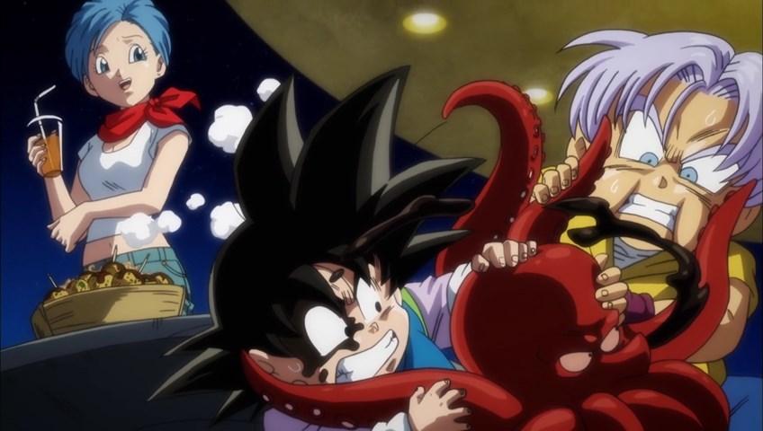 Dragon Ball Super Ending 8 - Boogie Back (10)