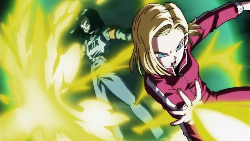 Dragon Ball Super Ending 8 - Boogie Back (24)