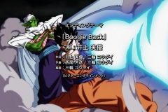 Dragon Ball Super Ending 8 - Boogie Back (21)