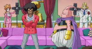 Dragon Ball Super - Interview de Kōzō Shioya (Buu) & Unshō Ishizuka (Mr. Satan)
