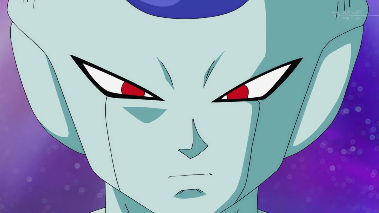 Dragon Ball Super Frost forme finale