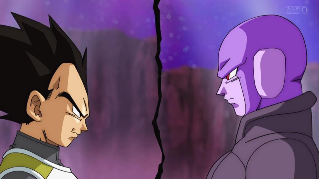 Dragon Ball Super Vegeta VS Hit