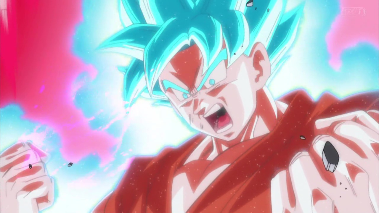 Dragon Ball Super Goku Kaioken x10
