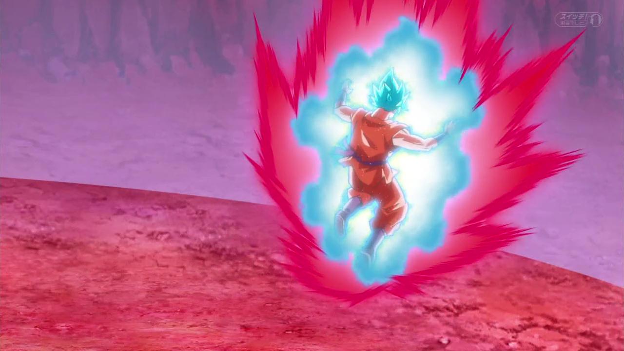 dragon ball super goku abandon
