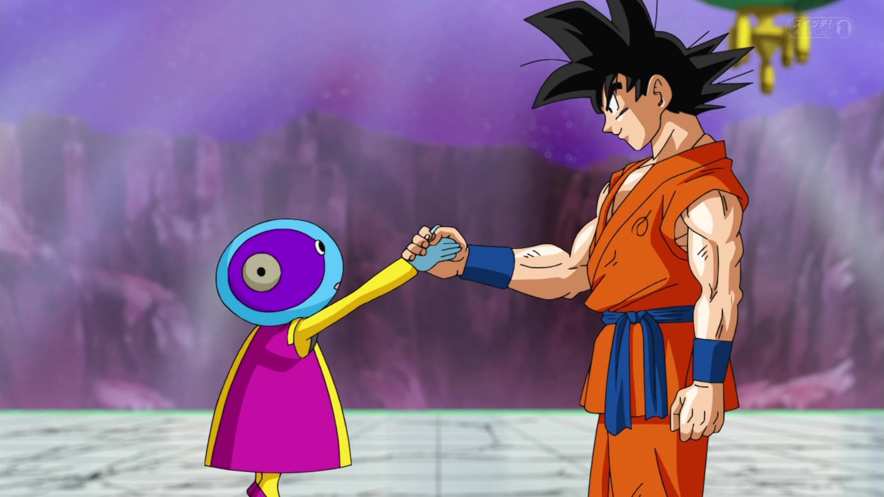 dragon ball super Goku Zeno
