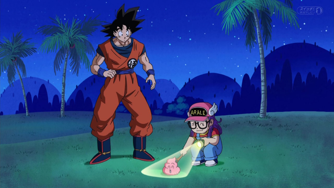 dragon ball super arale