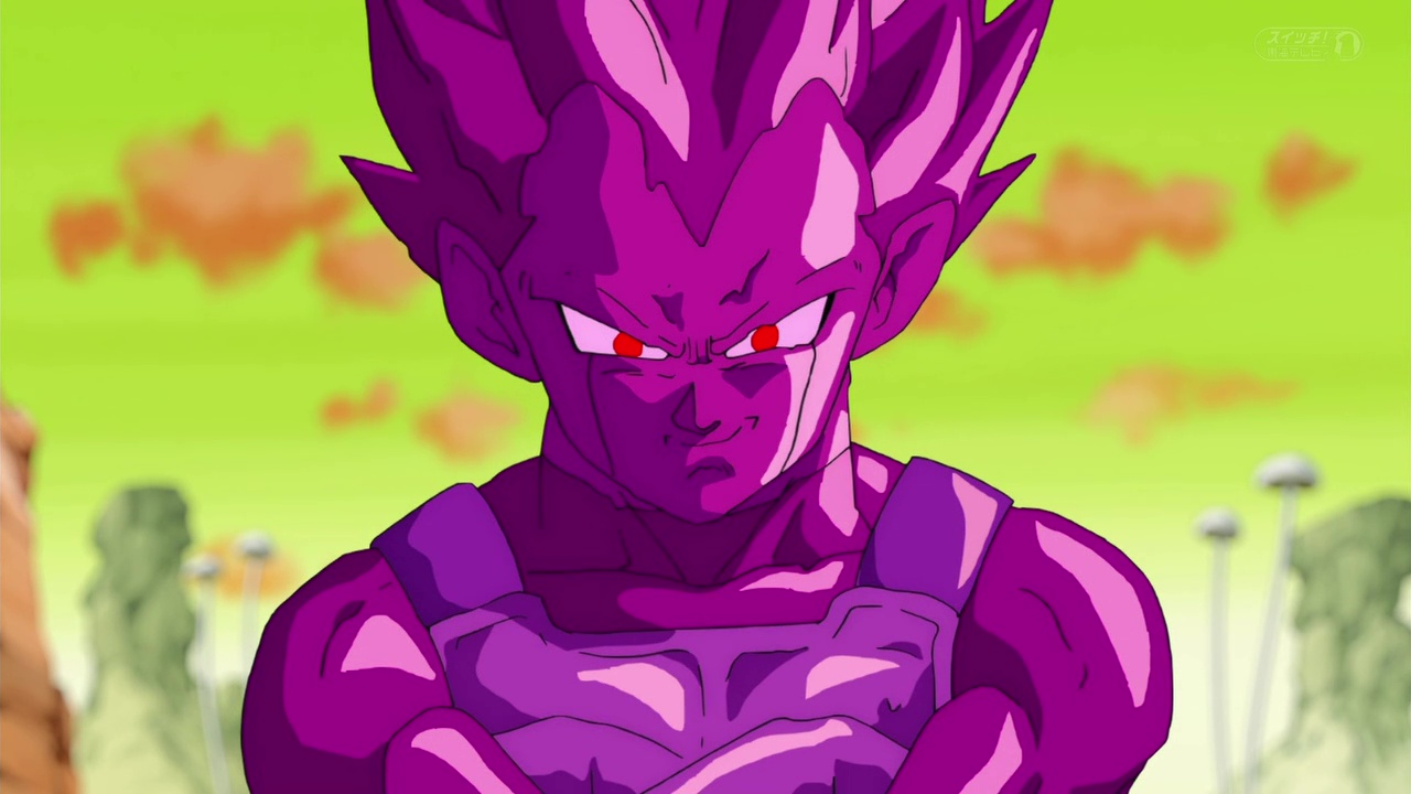 dragon ball super copy vegeta