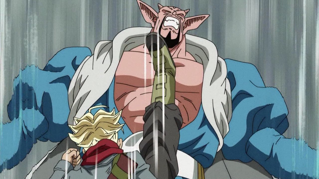 Trunks VS Dabla