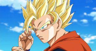 Goku SSJ2 - Dragon Ball Super