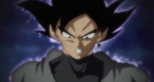 La transformation de Black Gokû dévoilée