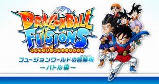 Vidéo des Combats dans Dragon Ball Fusions