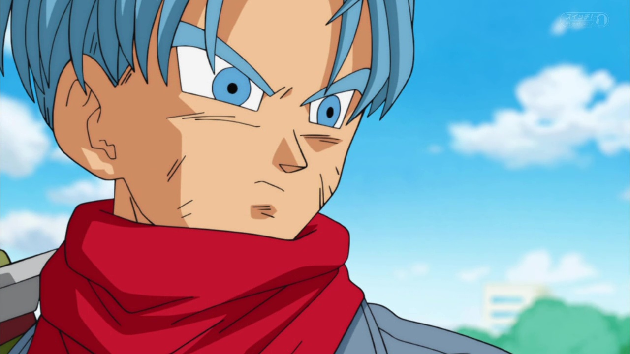 Dragon Ball Super - Mirai Trunks