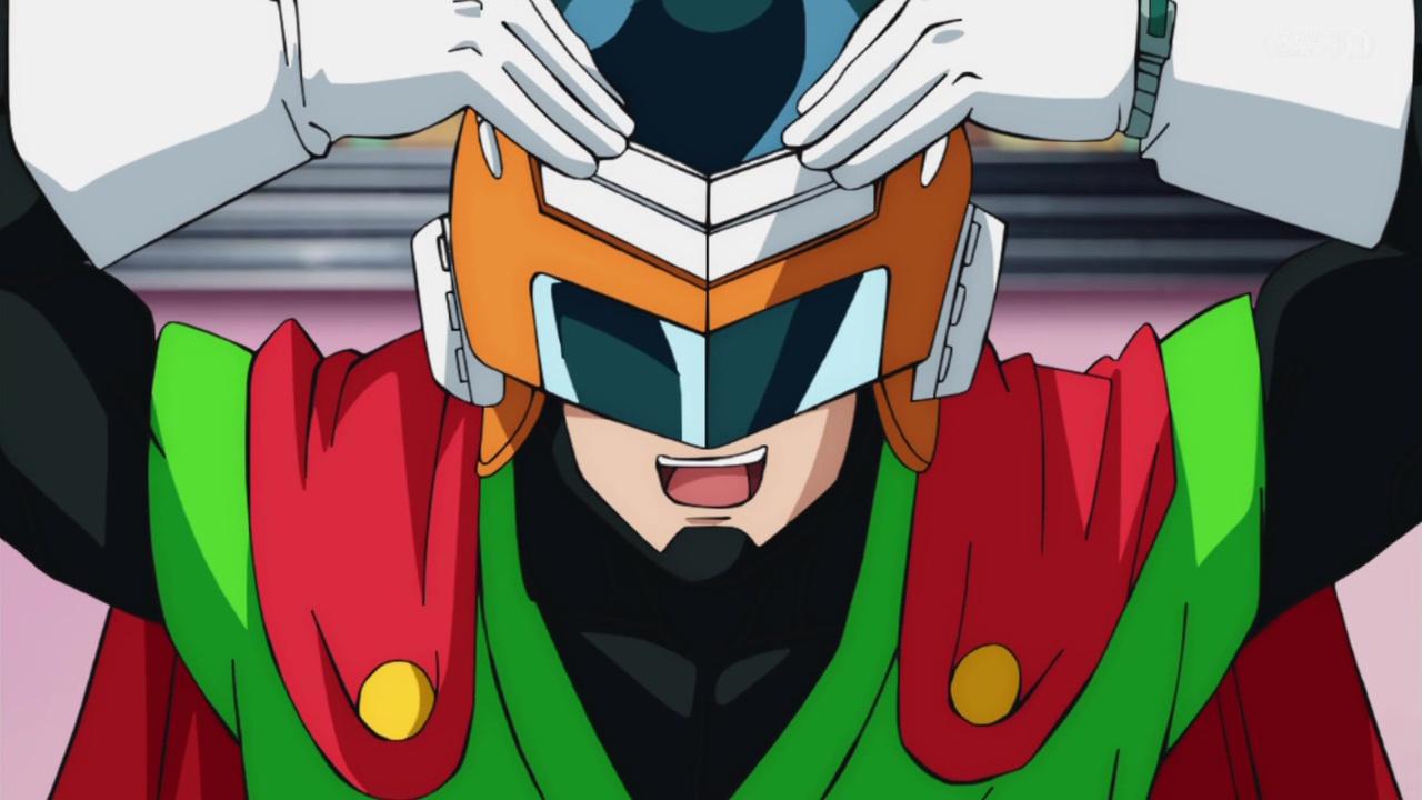 Dragon Ball Super : Great SAiyaman