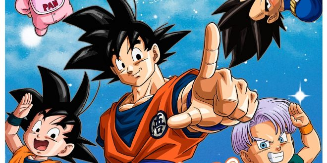 Dragon Ball Super : Clip vidéo et couverture du CD Single Yoka Yoka Dance