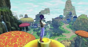 Tour d'horizon de Conton City de Dragon Ball Xenoverse 2