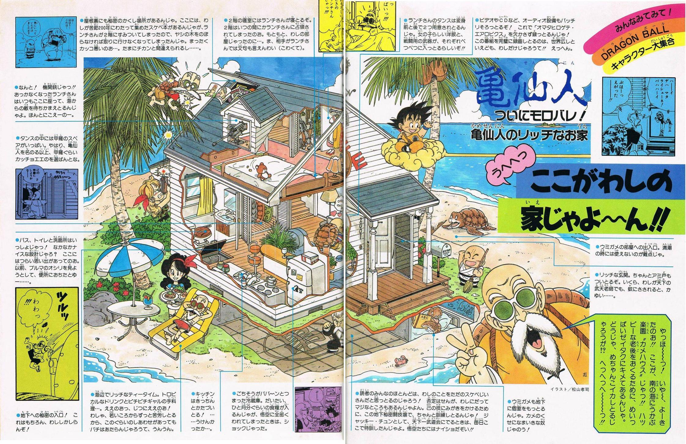 interview akira toriyama 1987 questions r ponses dragon ball super france. Black Bedroom Furniture Sets. Home Design Ideas