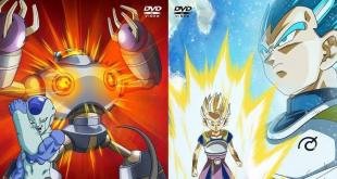 Dragon Ball Super : Visuels et dates de sorties des DVD 12 et 13