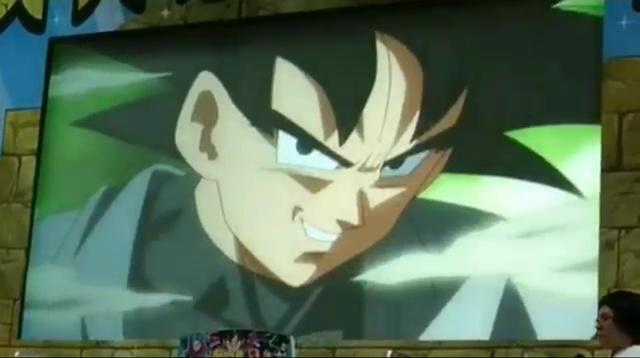 Black Goku - Dragon Ball Heroes