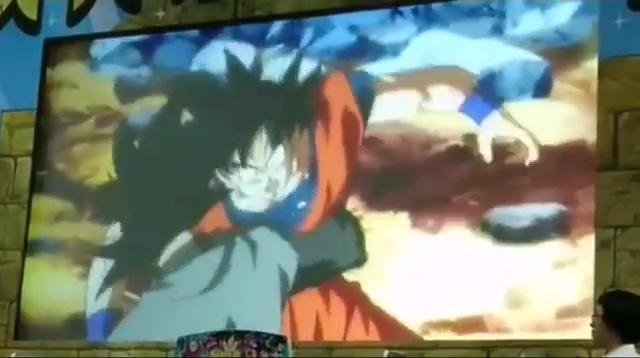 Black VS Goku - Dragon Ball Heroes