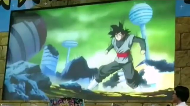 Black Goku - Dragon Ball Heroes GDM10