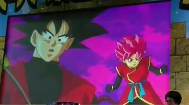 Goku Xeno - Dragon Ball Heroes GDM10