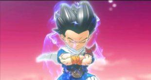 Dragon Ball Fusions : Opening et vidéos de gameplay