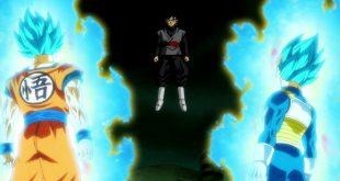 Dragon Ball Super : Titres des épisodes 55, 56, 57