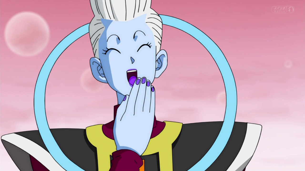 Dragon Ball Super épisode 55 - Whis