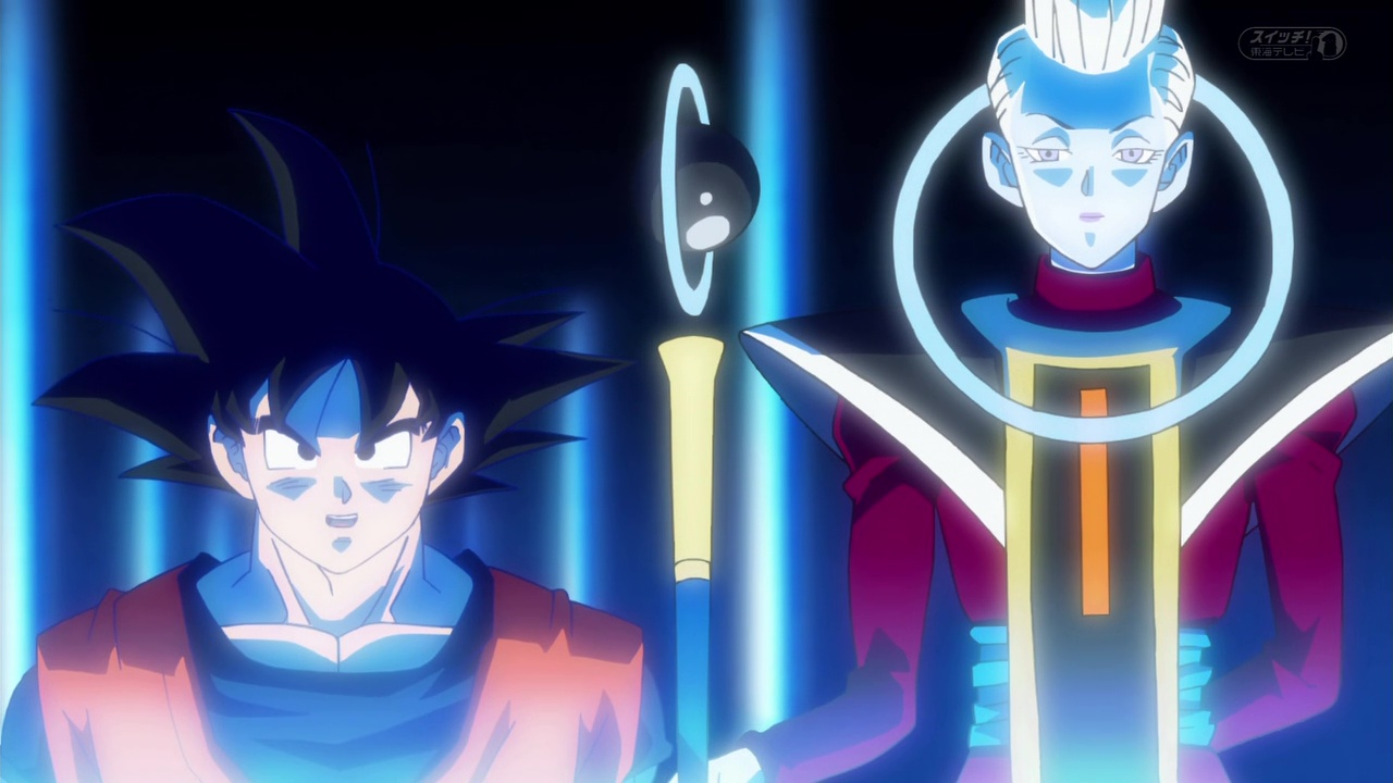 Dragon Ball Super épisode 55 - Goku / Whis