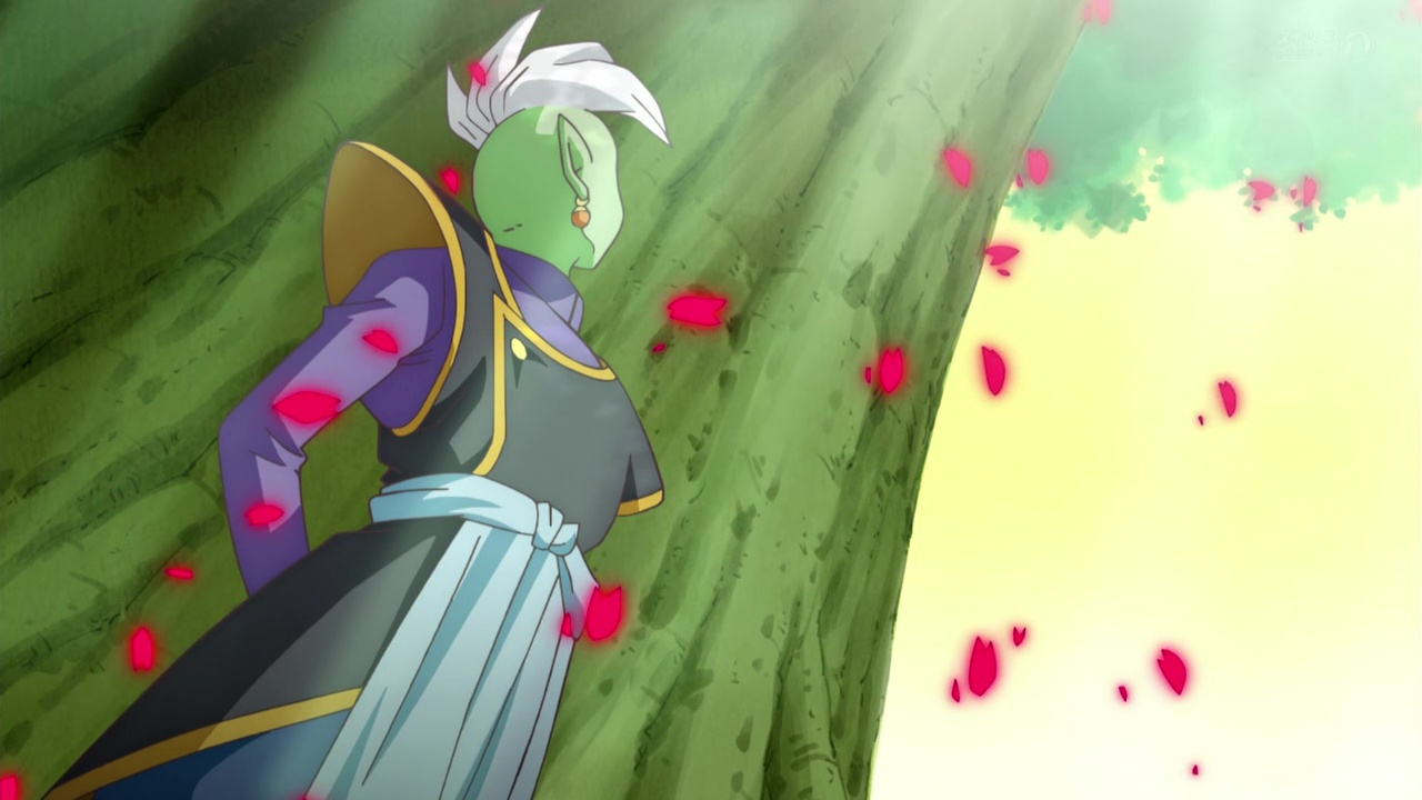 Dragon Ball Super épisode 55 - Zamasu