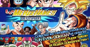 Dragon Ball Z Dokkan Battle : Recap des derniers Event #2