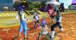 Missions et interactions dans Conton City et système de classement des joueurs dans Dragon Ball Xenoverse 2