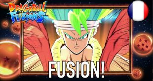 Dragon Ball Fusions arrive en France en Février 2017