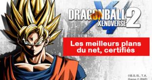 Les meilleurs plans pour acheter Dragon Ball Xenoverse 2 sur PC Steam