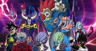 Quête parallèle de Demigra dans la God Mission 10 dans Dragon Ball Heroes