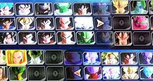 Dragon Ball Xenoverse 2 : 70 personnages jouables déjà connus