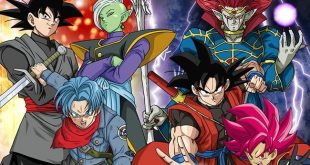 Dragon Ball Heroes : Sortie de la GOD MISSION 10