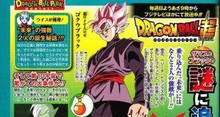 Le Super Saiyan Rosé est la version Super Saiyan de Gokû Black