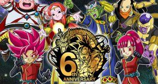 Livestream pour fêter le 6ème anniversaire de Dragon Ball Heroes