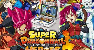 Super Dragon Ball Heroes : Premiers éléments du nouvel Arc, nouvelle borne