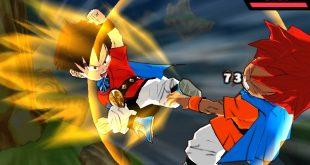 Mise à jour gratuite à l'automne 2016 pour Dragon Ball Fusions