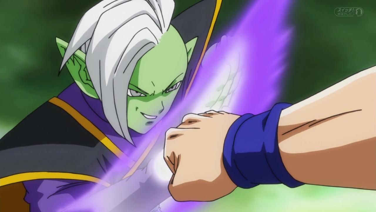 Dragon Ball Super - Zamasu VS Goku