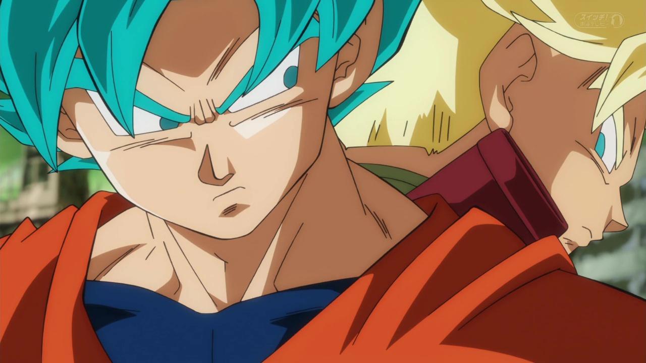 Dragon Ball Super - Goku et Trunks