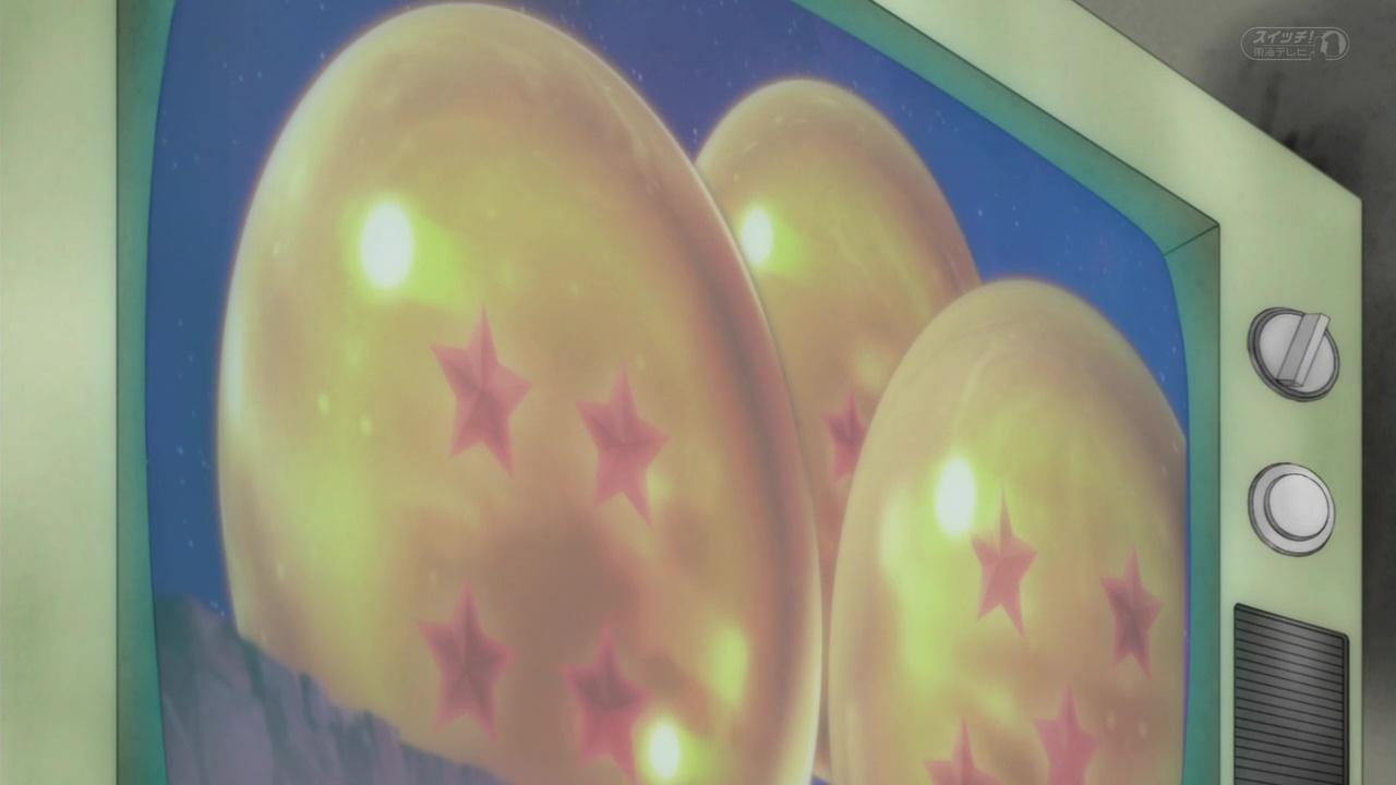 Dragon Ball Super - Super Dragon Balls