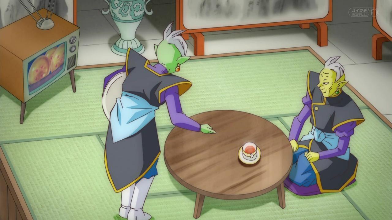 Dragon Ball Super - Zamasu et Gowasu
